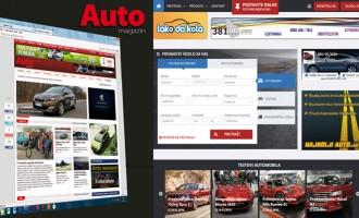 Saradnja Auto magazina i sajta Lako do kola