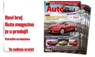 Sajamski broj Auto magazina