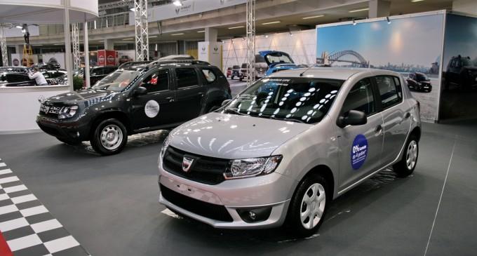 BG Car Show 2016: Dacia