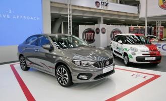 BG Car Show 2016: FIAT
