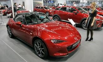 BG Car Show 2016: Mazda