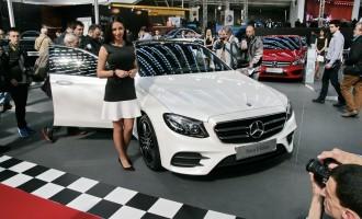 BG Car Show 2016: Mercedes, Smart