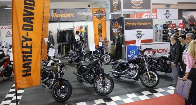 Motopassion 2016: Harley Davidson