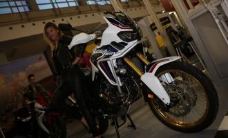 Motopassion 2016: Honda