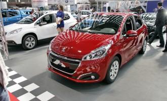 BG Car Show 2016: Peugeot