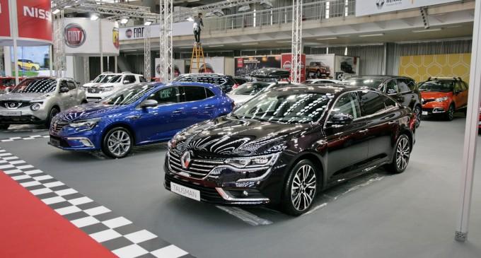 BG Car Show 2016: Renault