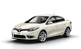 Renault Fluence Limited: Maksimalna oprema za 10.990 evra