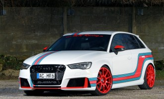 Audi RS3 tjuniran sa 367 na 535 KS
