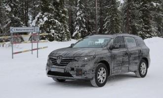 Zamena za Koleos: Renault Maxthon