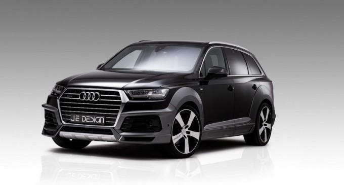 JE Design: Kako proširiti Audi SQ7