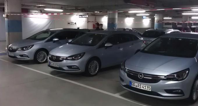Ekskluzivno: Auto magazin na promociji Opel Astre Sports Tourer