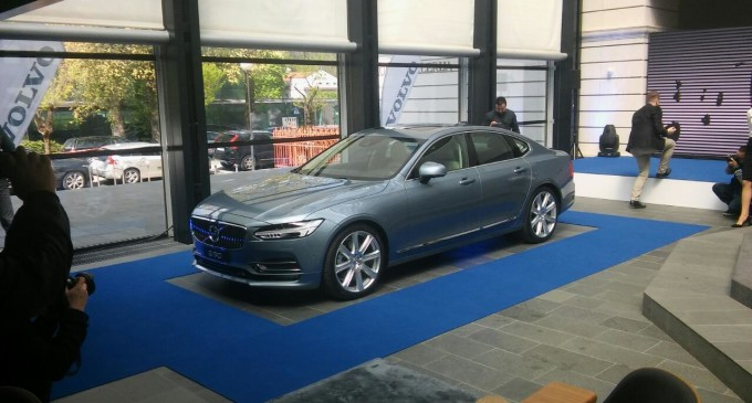 EKSKLUZIVNO: Auto magazin na prezentaciji Volvoa S90