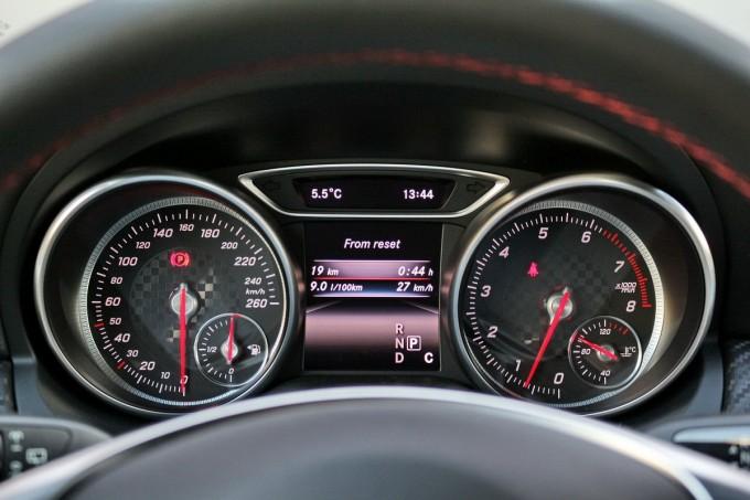 Auto magazin Srbija Mercedes A180 AMG 2015 test