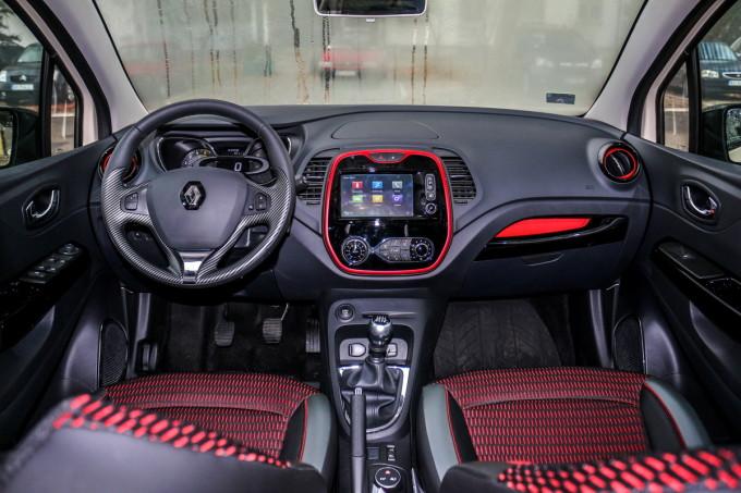 Auto magazim srbija renault captur outdoor 2015 test review