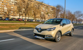 Proba: Renault Captur Outdoor dCi 110