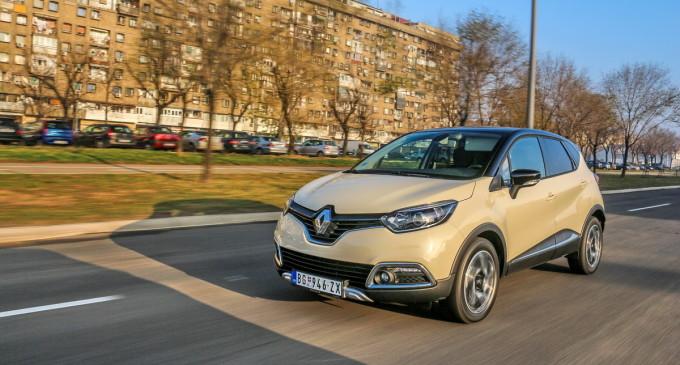 Proba: Renault Captur Outdoor dCi 110