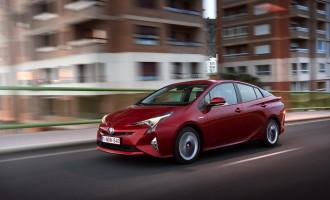 Promocija: Toyota Prius IV (2016)