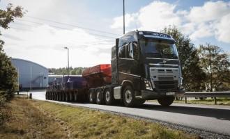 Za Volvo I-Shift menjač ni 325 tona nije mnogo