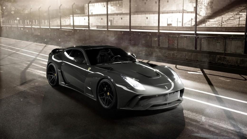 auto magazin srbija Ferrari F12berlinetta
