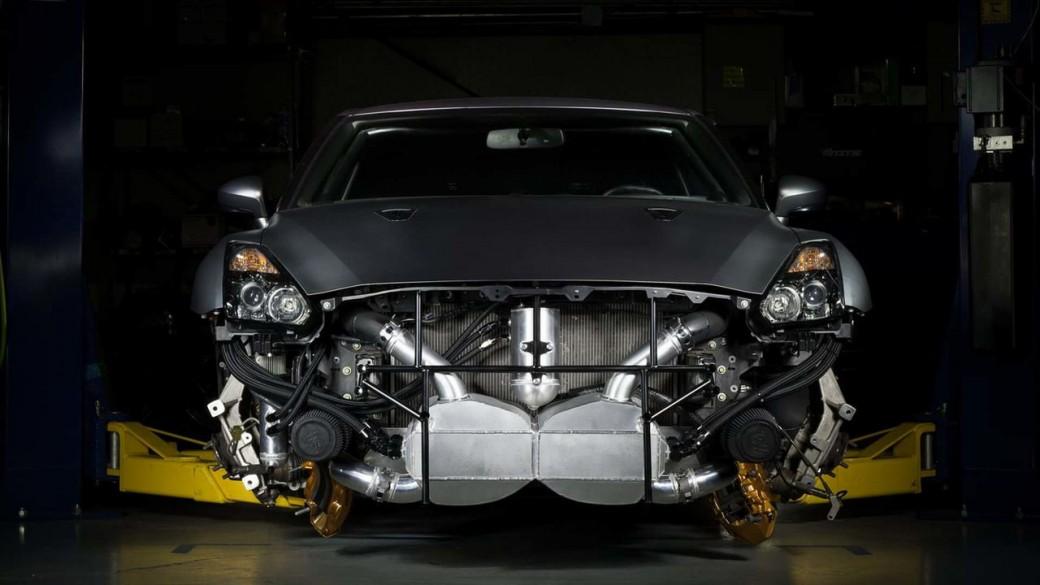 auto magazin srbija Nissan GT-R by T1 Race Development 2