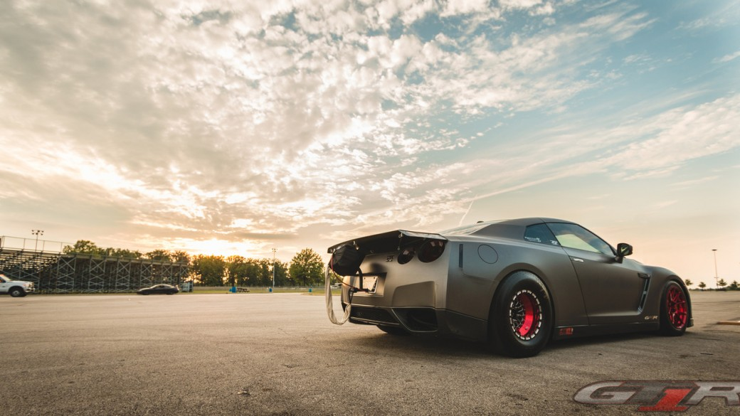 auto magazin srbija Nissan GT-R by T1 Race Development 3