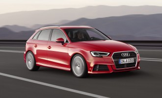 Redizajniran Audi A3
