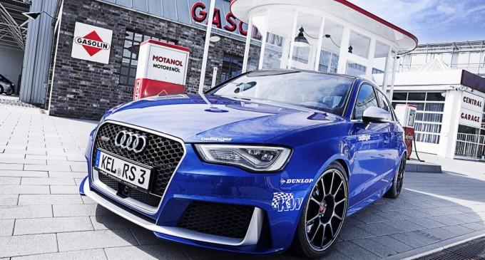 Nestvarno: Audi RS3 by Oettinger sa 750 KS