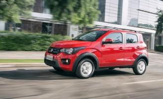 Fiat Mobi – mali crossover samo za Brazil