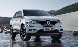 Stiže novi Renault Koleos