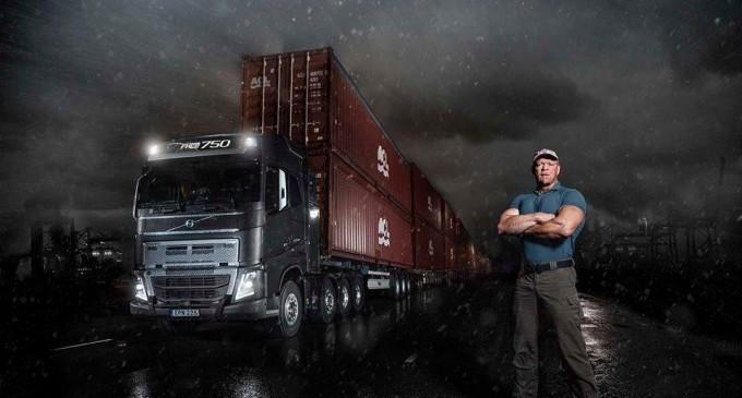 Najjači Volvo ikada: vuče 750 tona!