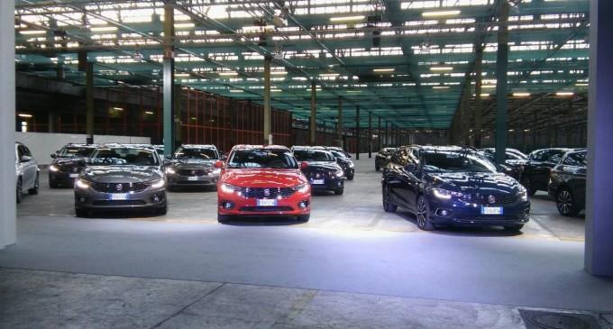 EKSKLUZIVNO: Auto magazin na prezentaciji Fiat Tipa hečbek i karavan u Torinu