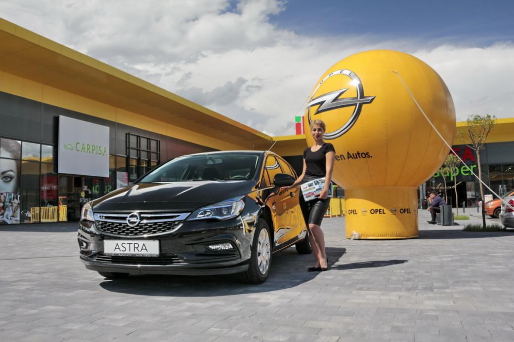 Auto magazin Opel Autoone Nis