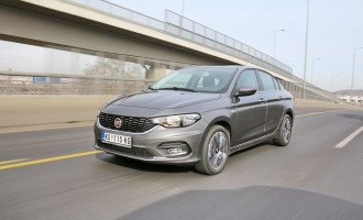 Test: Fiat Tipo 1,6 MJET2 Opening Edition Plus