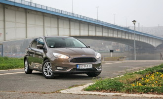 Test: Ford Focus 1,5 TDCi Business