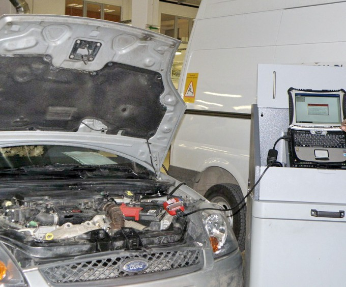 Auto magazin ford servis za starija vozila motorcraft