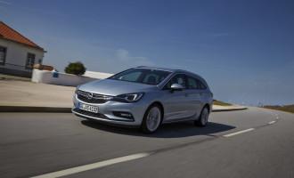 Prva vožnja: Opel Astra Sports Tourer