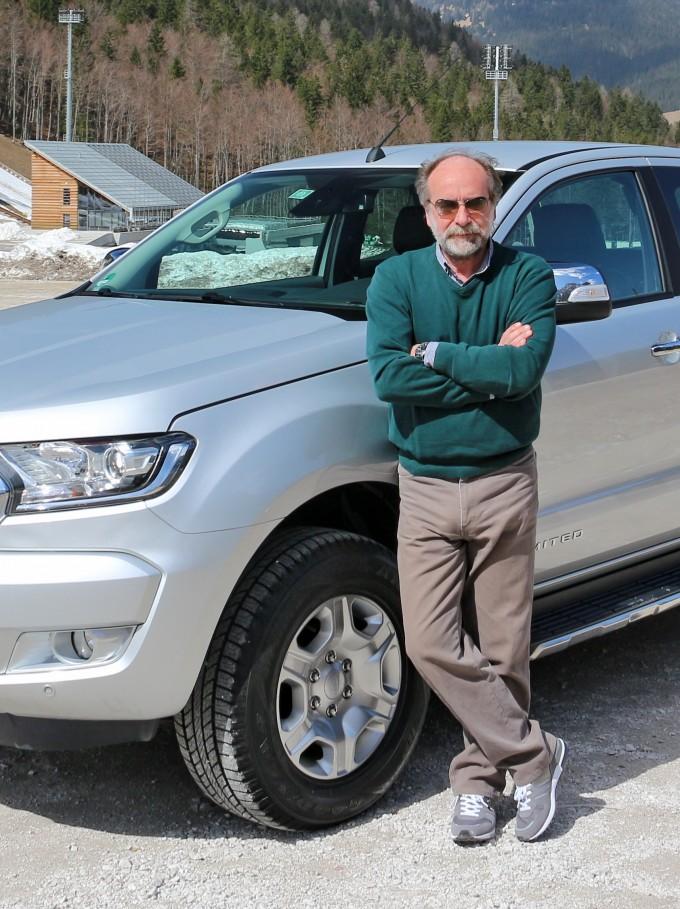 magazinauto.com ford ranger 2016 promocija preview dejan danilović