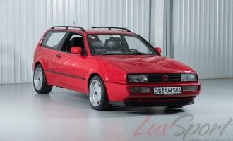Otkrovenje: VW Corrado Magnum G60