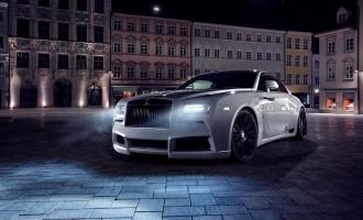Rolls-Royce Wraith by Spofec sa 717 KS