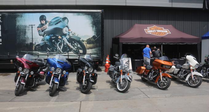 Harley Davidson vikend u Beogradu