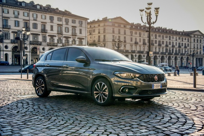 Auto magazin Srbija FIAT Tipo 5 dr and station wagon karavan 2016 promocija preview