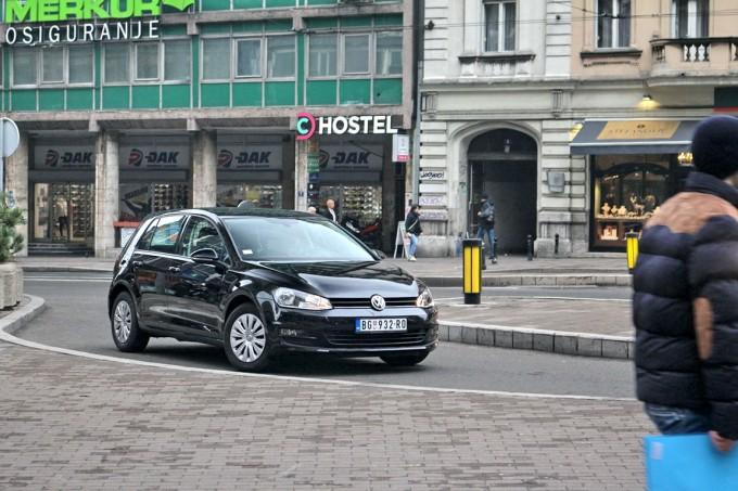 auto magazin srbija volksvagen golf vw 1,2 tsi van