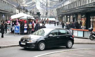 Test: Volkswagen Golf Van Trendline 1.2 TSI