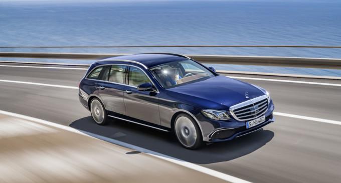 Svetska premijera: Mercedes-Benz E-Klasse T-Modell
