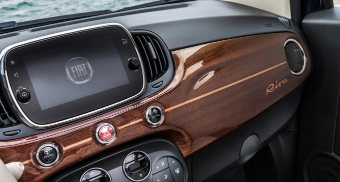 Fiat 500 Riva – najmanja jahta na svetu
