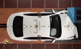 Pogledajte Crash Test Alfe Giulia