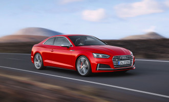 Premijera: Audi A5