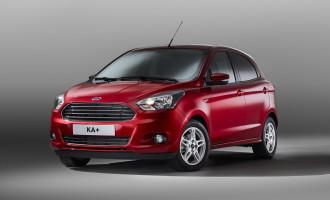 Iz Indije za Evropu: Ford Ka+