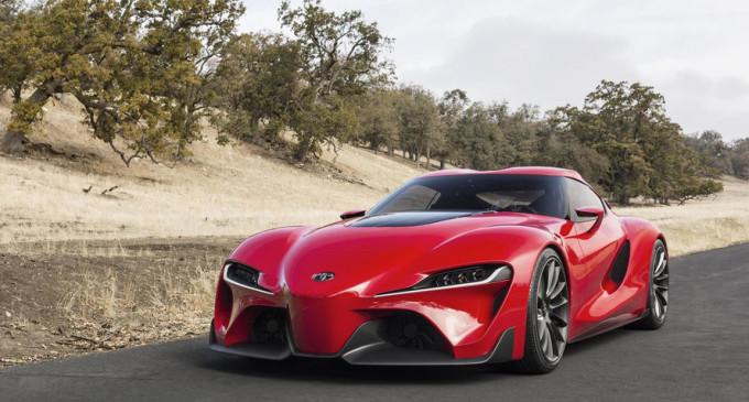 Sportski auto BMW-a i Toyote će se ipak desiti?