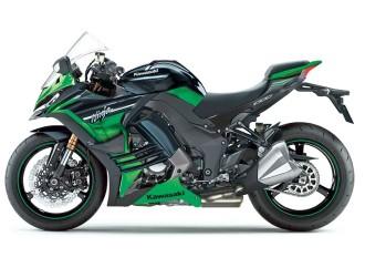 Kawasaki Ninja 1000 ABS za 2017.